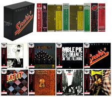 "HUMBLE PIE ""Smokin'"" Japan Mini LP 8 CD Box + Promo Obi's"