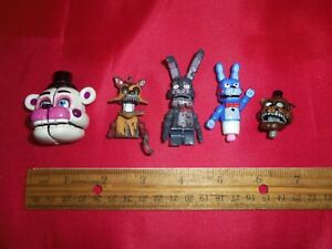 Mcfarlane Five Nights at Freddy's - Nightmare Bonnie and Parts