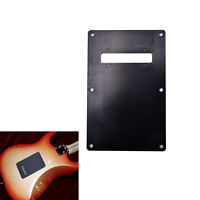 Pickguard Tremolo Cavity Cover Backplate 3Ply for Electric Guitar T Bc