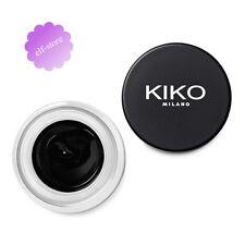 Kiko Milano Make-up Lasting Gel Eyeliner Long-lasting Smudge proof Black
