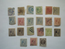 Stamps Spanish Phippilines