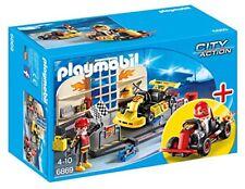 """Playmobil 6869 Starter Set """"atelier de Karting"""""""