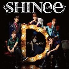 SHINEE-DAZZLING GIRL-JAPAN CD C00