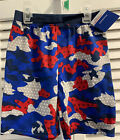 Way To Celebrate Kids  Stretch CamouflagePatriotic Pull On Shorts Size 5T.NWT