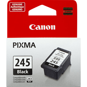 Canon PG-245 Genuine Ink Cartridge for MX490 PIXMA TR4520,TR4522 MG2522