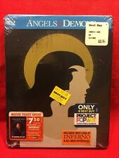 ANGELS & DEMONS Limited Edition STEELBOOK-Blu Ray,BRAND NEW/SEALED