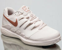 Nike Air Zoom Vapor X Clay Women's New Phantom Rose Gold Tennis Shoes AA8025-066