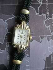 VINTAGE INTEX  mechanical watch for lady, tidy and ticking