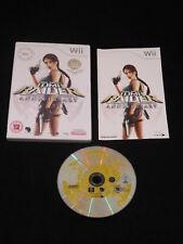 WII : LARA CROFT TOMB RAIDER : ANNIVERSARY - Completo, ITA !  Compatibile Wii U