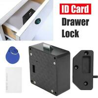 Cabinet Invisible Electronic RFID Lock Keyless Drawer Door Sensor Locker