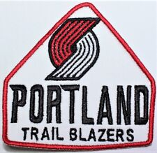 NBA Portland Trail Blazers  Embroidered patch. - Iron-on - FREE SHIPPING