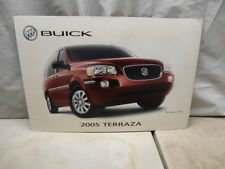 2005 Buick Terraza SUV  Dealer Showroom Display Dealership Sign Poster 23X16