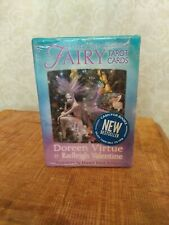 Fairy Tarot Cards By Doreen Virtue & Radleigh Valentine Never Used