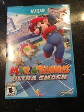 Mario Tennis: Ultra Smash for Nintendo Wii U New Factory Sealed