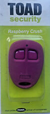 Toad alarm Raspberry 2 button remote fob case a101cl, Rk30, Toad sterling ONE,
