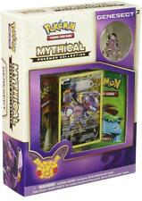 Tcg Mythical Collection Genesect Card Game ( 5 box lot)