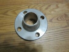 1-1/2'' 150# 316 SS Stainless Steel RF Weld Neck Flange Sch. 10 Bore  NEW
