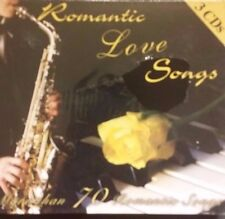 Romantic Love Songs 3 CD Set (CD)