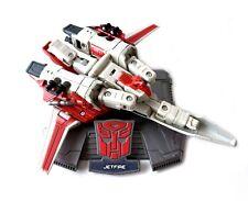 Jetfire Transformers Titanium Diecast Series Action Figure 100% Complete 2006