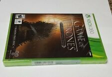 Game of Thrones - A Telltale Games Series  (Microsoft Xbox 360, 2015)