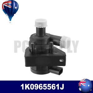 1K0965561J Auxiliary Cooling Water Pump For VW Tiguan Jetta Audi A3 Local OEM