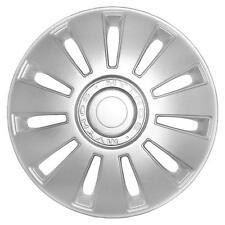 Tapacubos MITO DE TAPACUBOS 13 pulgadas plata cubierta de la rueda