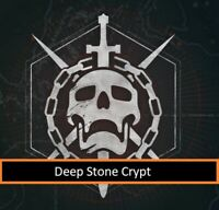 Deep Stone Crypt (DSC) Full RAID Completion  (PC)