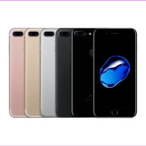 Apple iPhone 7 Plus 128GB GSM+CDMA Unlocked AT&T Verizon T-Mobile