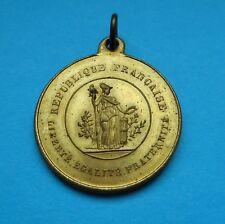 Médaille Politique - Révolution 1848 - Banquet de Vendôme - N°19