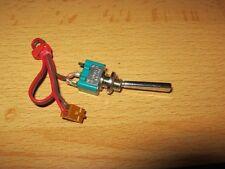 Ausbauschalter für Graupner MC Anlagen Mischer (lang)  Schalter 4160