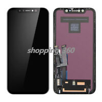 For Apple iPhone XR A1984 (CDMA GSM) LCD Touch Screen Digitizer Glass Black USPS