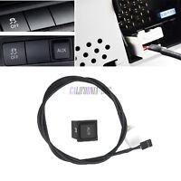 Set AUX Switch Plug Cable Fit RCD510 for VW Passat Golf Mk6 Jetta Polo Tiguan