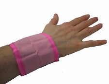PINK MAGNETIC WRIST BAND SEWING NEEDLEWORK DIY IDEAL FOR LADIES