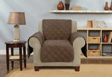 Sure Fit  Non-Slip Pet Cover Chair Furniture Cover - Warm Chocolate