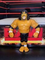 Headshrinker Samu - Series 10 - WWF Hasbro Wrestling Figure WWE