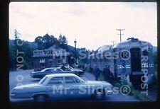 Original Slide B&M Boston & Maine RDC2 6212'Govenors Special'Whitefield NH 1971