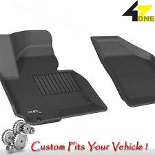 3D Fits 2011-2013 Kia Sportage G3AC85919 Black Carpet Front Car Parts For Sale