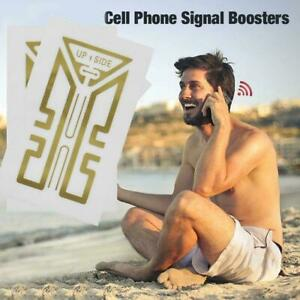 10Pcs Cell Phone Signal Enhancement Stickers-Signal Tools New W6G8