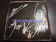 EXO-M Mini Album Vol. 2 - Overdose CD Autographed Signed Promo CD EXO EXO-K