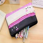 Fashion Pencil Cases Bags Kids Gift Zipper Cartoon Office Amp School Supplie T