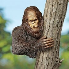 Sasquatch Sculpture Yeti Bigfoot Tree Statue Garden Sculpture