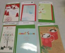 """Nuevo viejo stock/"""" 2-12 CT cajas/"""" 1 Kermit 1 Winne Pooh Tarjetas de Navidad Disney"""