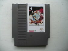 NTSC NES Just Breed reproduction game cart VERY RARE uses Gemfire donor cart