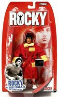 "Rocky Balboa with Robe 2006 Jakks 7"" Figure"