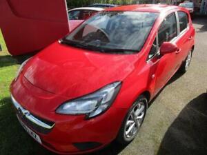 2019 Vauxhall Corsa ENERGY Hatchback Petrol Manual