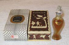 Vintage Guerlain Mitsouko Perfume Bottle/Box Rosebud/Amphora - 1/2 OZ - 3/4 Full
