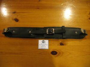 accordion back strap quality italian leather STRAPPINO Italcinte 126 adjustable
