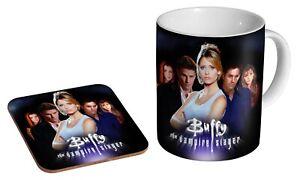 Buffy The Vampire Slayer - Coffee / Tea Mug And Coaster Gift Set
