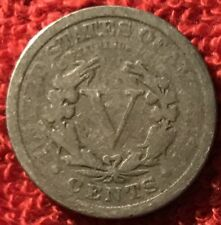 United States KM 112 - 5 Cents Liberty Nickel 1912 - Fine [1/899-922]