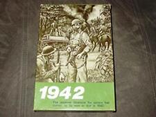 GDW - 1942 BURMA - Series 120 Game (UNPUNCHED)  Signed Designer Frank Chadwick